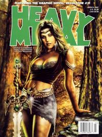 Cover Thumbnail for Heavy Metal Magazine (Metal Mammoth, Inc., 1992 series) #v31#1