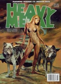 Cover Thumbnail for Heavy Metal Magazine (Metal Mammoth, Inc., 1992 series) #v31#2