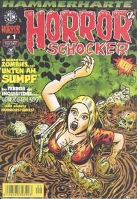Cover Thumbnail for Horrorschocker (Weissblech Comics, 2004 series) #1
