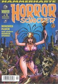 Cover Thumbnail for Horrorschocker (Weissblech Comics, 2004 series) #2