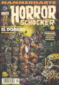 Cover Thumbnail for Horrorschocker (Weissblech Comics, 2004 series) #4