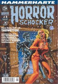 Cover for Horrorschocker (Weissblech Comics, 2004 series) #5
