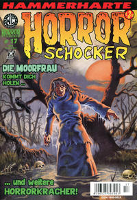 Cover Thumbnail for Horrorschocker (Weissblech Comics, 2004 series) #17