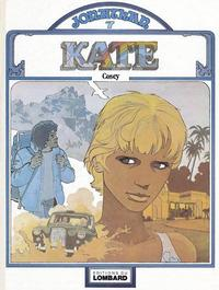 Cover Thumbnail for Jonathan (Le Lombard, 1977 series) #7 - Kate