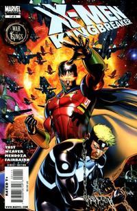 Cover Thumbnail for X-Men: Kingbreaker (Marvel, 2009 series) #1