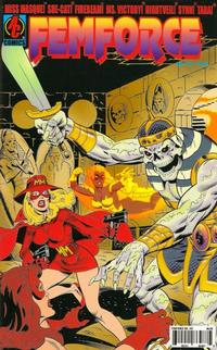 Cover Thumbnail for FemForce (AC, 1985 series) #147