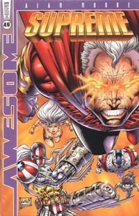 Cover Thumbnail for Supreme (Awesome, 1997 series) #49