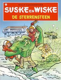 Cover Thumbnail for Suske en Wiske (Standaard Uitgeverij, 1967 series) #302 - De sterrensteen