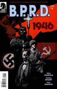 Cover Thumbnail for B.P.R.D.: 1946 (Dark Horse, 2008 series) #1