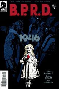 Cover Thumbnail for B.P.R.D.: 1946 (Dark Horse, 2008 series) #2