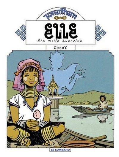 Cover for Jonathan (Le Lombard, 1977 series) #14 - Elle ou dix mille lucioles