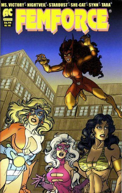 Cover for FemForce (AC, 1985 series) #146