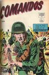 Cover for Comandos Esforzados (Editora de Periódicos La Prensa S.C.L., 1956 series) #6