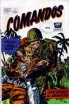 Cover for Comandos Esforzados (Editora de Periódicos La Prensa S.C.L., 1956 series) #8