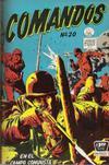Cover for Comandos Esforzados (Editora de Periódicos La Prensa S.C.L., 1956 series) #20