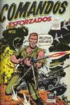 Cover for Comandos Esforzados (Editora de Periódicos La Prensa S.C.L., 1956 series) #22