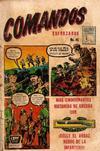Cover for Comandos Esforzados (Editora de Periódicos La Prensa S.C.L., 1956 series) #45