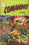 Cover for Comandos Esforzados (Editora de Periódicos La Prensa S.C.L., 1956 series) #59