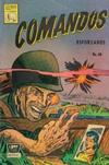 Cover for Comandos Esforzados (Editora de Periódicos La Prensa S.C.L., 1956 series) #60