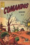 Cover for Comandos Esforzados (Editora de Periódicos La Prensa S.C.L., 1956 series) #62