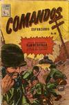 Cover for Comandos Esforzados (Editora de Periódicos La Prensa S.C.L., 1956 series) #63