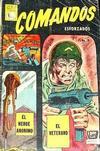 Cover for Comandos Esforzados (Editora de Periódicos La Prensa S.C.L., 1956 series) #78