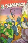 Cover for Comandos Esforzados (Editora de Periódicos La Prensa S.C.L., 1956 series) #91
