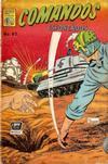 Cover for Comandos Esforzados (Editora de Periódicos La Prensa S.C.L., 1956 series) #97