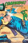Cover for Comandos Esforzados (Editora de Periódicos La Prensa S.C.L., 1956 series) #98