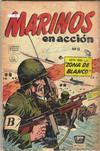 Cover for Marinos en Acción (Editora de Periódicos La Prensa S.C.L., 1955 series) #13