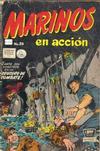 Cover for Marinos en Acción (Editora de Periódicos La Prensa S.C.L., 1955 series) #26