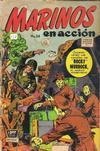 Cover for Marinos en Acción (Editora de Periódicos La Prensa S.C.L., 1955 series) #34