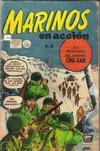 Cover for Marinos en Acción (Editora de Periódicos La Prensa S.C.L., 1955 series) #38