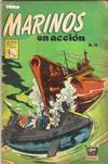 Cover for Marinos en Acción (Editora de Periódicos La Prensa S.C.L., 1955 series) #54