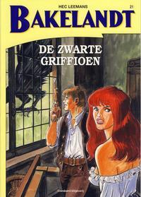 Cover Thumbnail for Bakelandt (Standaard Uitgeverij, 1993 series) #21
