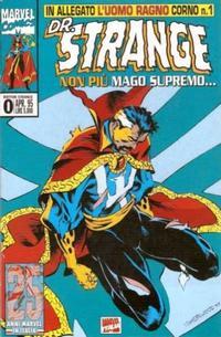 Cover Thumbnail for Dottor Strange (Marvel Italia, 1995 series) #0