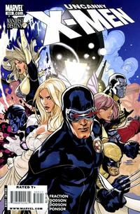 Cover Thumbnail for The Uncanny X-Men (Marvel, 1981 series) #505