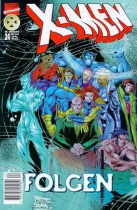 Cover Thumbnail for X-Men (Panini Deutschland, 1997 series) #24