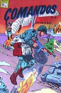 Cover Thumbnail for Comandos Esforzados (Editora de Periódicos La Prensa S.C.L., 1956 series) #66