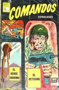 Cover Thumbnail for Comandos Esforzados (Editora de Periódicos La Prensa S.C.L., 1956 series) #78