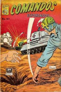 Cover Thumbnail for Comandos Esforzados (Editora de Periódicos La Prensa S.C.L., 1956 series) #97