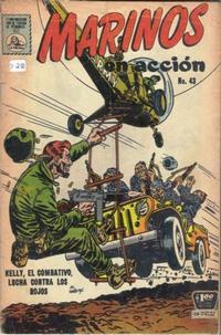 Cover Thumbnail for Marinos en Acción (Editora de Periódicos La Prensa S.C.L., 1955 series) #43