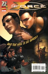 Cover Thumbnail for X-Force (Marvel, 2008 series) #11