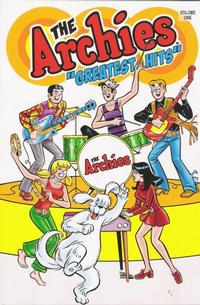 "Cover Thumbnail for The Archies ""Greatest Hits"" (Archie, 2008 series)"