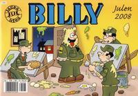 Cover Thumbnail for Billy julehefte (Hjemmet / Egmont, 1970 series) #2008