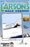 Cover for Larsons gale verden (Bladkompaniet / Schibsted, 1992 series) #2/2009