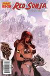 Cover Thumbnail for Red Sonja (2005 series) #40 [Cover C]