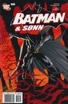 Cover for Batman & sønn (Hjemmet / Egmont, 2008 series)