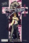 Cover for Death Note (Hjemmet / Egmont, 2008 series) #1