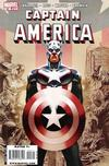 Cover Thumbnail for Captain America (2005 series) #45 [Direct Edition]
